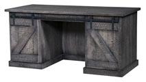 Durango Kneehole Desk