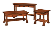 Breckenridge Occasional Table Set