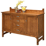 Glenwood Sideboard 60""