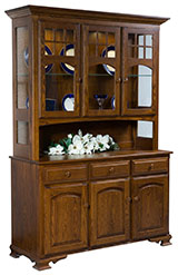 Lagrange Deluxe 3 Door Hutch
