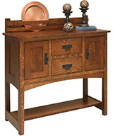 """Old Century Sideboard 42"""""""