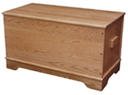 Large Plain Toy Chest