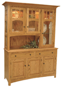 Tribecca 2 or 3 Door Hutch