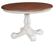 Savannah Single Pedestal Dining Table