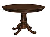 Chancellor Single Pedestal Dining Table