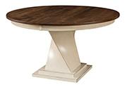 Lexington Single Pedestal Dining Table