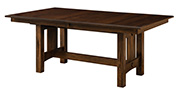 Ravena Trestle Dining Table