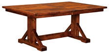 Chesapeake Trestle Dining Table