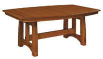 Colebrook Trestle Dining Table