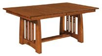 Jamestown Trestle Dining Table