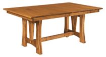 Sierra Trestle Dining Table
