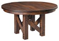 Denver Pedestal Table
