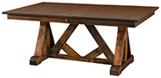 Bailey Trestle Table