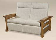 Barrington Loveseat Recliner
