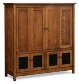 """Centennial 57"""" TV Cabinet"""