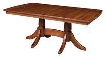 Baytown Double Pedestal Dining Table