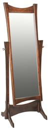 Caledonia Cheval Mirror