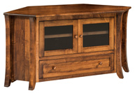 Caledonia Corner TV Cabinet