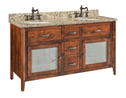 Garland Double Bowl Wash Stand