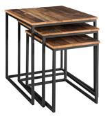 Haven Stackable End Table Set