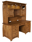 Boulder Creek Flattop Desk
