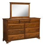 Americana High 9 Drawer Dresser