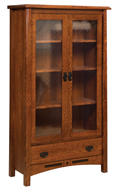 Bel Aire Bookcases