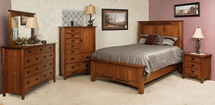Bel Aire Bedroom Set