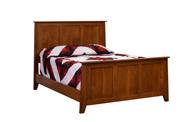 Berwick Panel Bed