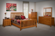 Berwick Slat Bedroom Set