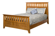 Berwick Slat Panel Bed