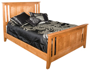 Berwick Slat Panel Combo Bed