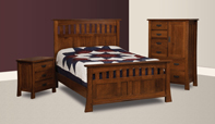 Grant Bedroom Set