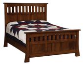 Grant Slat Bed