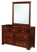 Millerton 7 Drawer Dresser