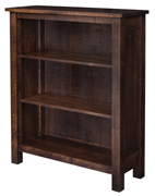 "Regent 48"" Open Bookcase"
