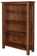 "Regent 60"" Open Bookcase"