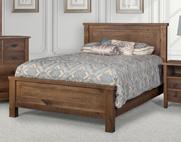 Regent Panel Bed
