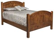 Ridgecrest Shaker Bed