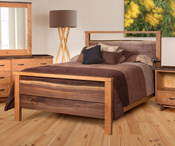West Canyon Panel Bed