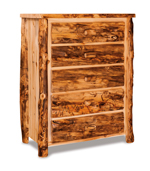 Fireside Rustic 5 Drawer Chest