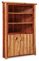 Fireside Rustic Corner Cabinet