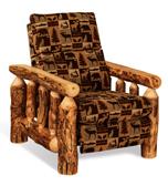 Fireside Rustic Recliner