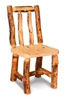Fireside Rustic Side Chair