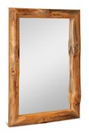 Fireside Rustic Mirror