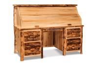 Fireside Rustic Rolltop Desk