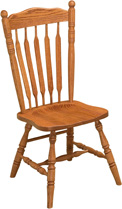 FN Post Paddle Dining Chair