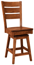 Savannah Swivel Bar Stool