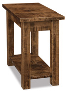 Houston Open Chair Side End Table
