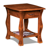 Reno Open End Table with Drawer